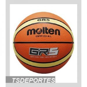 balon basquetbol molten gr-5 santiago chile deportes