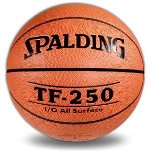 balon basquetbol spalding tf-250 santiago chile deportes