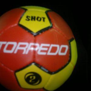 BALON HAND BALL TORPEDO SHOT santiago chile deportes