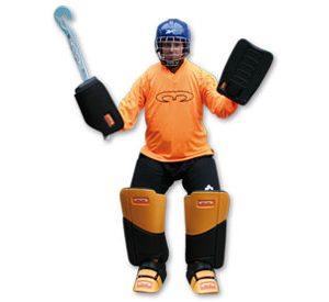 equipo de arquero hockey mitre santiago chile deportes
