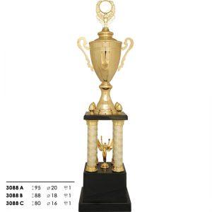trofeo de premiacion 200 santiago chile deportes