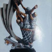 trofeo de resina basquetbol santiago chile deportes