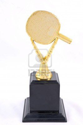trofeo de tenis de mesa santiago chile deportes