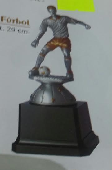trofeo futbolista santiago chile deportes