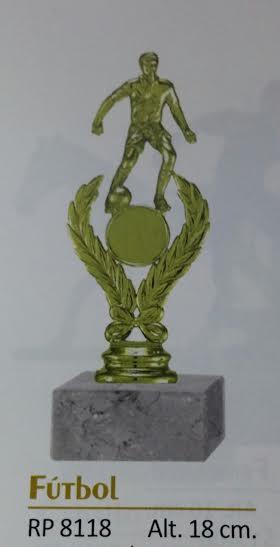 trofeo goleador RP8118 santiago chile deportes