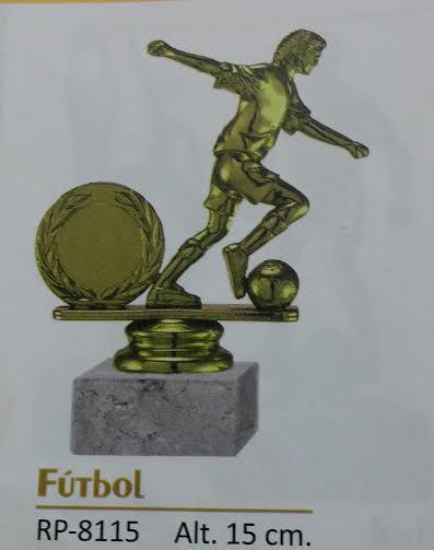 trofeo goleador RP8115 santiago chile deportes
