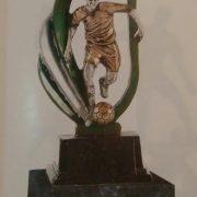 trofeo goleador 604-067 santiago chile deportes
