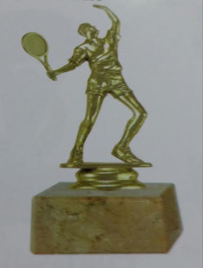 trofeo jugador tenis santiago chile deportes