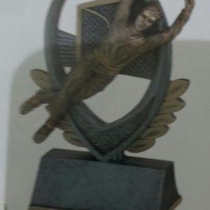 trofeo mejor arquero santiago chile deportes
